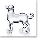 Baccarat Crystal, Zodiac Dog, Clear