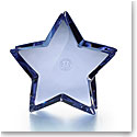 Baccarat Crystal, Zinzin Etoile Large Star, Midnight