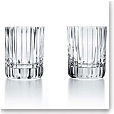 Baccarat Harmonie Triple Old Fashioned Tumblers XL, Pair