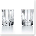 Baccarat Harmonie Double Shot, Small Tumblers, Pair