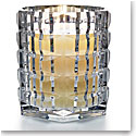 "Baccarat Crystal Grand Louxor 8"" Vase and Votive"