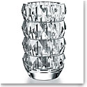Baccarat Crystal Louxor Round Vase