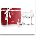 Chateau Baccarat Degustation Glasses Mixed Gift Boxed Set of Four