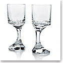 Baccarat Narcisse Red Wine Glass Num. 2 Pair