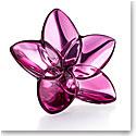 Baccarat Bloom Peony Flower Sculpture