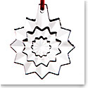 Baccarat Crystal Annual Ornament 2019, Clear