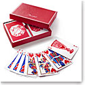 Baccarat Poker Game Set of 2, by Grima and Maitre Cartier