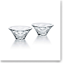 "Baccarat Swing Small 3.3"" Bowl, Pair"