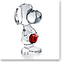 Baccarat Snoopy with Red Octagon