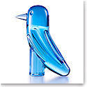 Baccarat Blue Bird