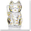 Baccarat Cat Chat Maneki Neko, Limited Edition