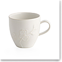 Michael Aram China White Orchid Stoneware Mug