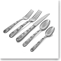 Michael Aram Black Orchid 5pc Flatware Set