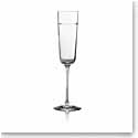 Michael Aram, Hammertone Crystal Champagne Flutes, Pair