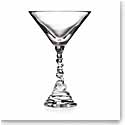 Michael Aram, Rock Crystal Martini Glass, Single