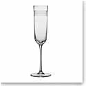 Michael Aram, Wheat Champagne Crystal Flute, Single