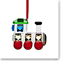 Villeroy and Boch 2020 Crystal Gems Train Ornament