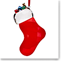 Villeroy and Boch 2020 Crystal Gems Stocking Ornament
