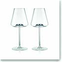 Rogaska Armonia Red Wine, Pair