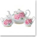 Miranda Kerr For Royal Albert Friendship Teapot, Sugar and Creamer