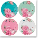 Miranda Kerr For Royal Albert Friendship Accent Plate, Set of Four