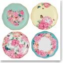 Miranda Kerr For Royal Albert Tidbit Plates, Set of Four