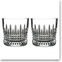 Waterford Giftology Lismore Diamond Tumbler, Pair