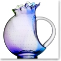 Kosta Boda Poppy Crystal Pitcher