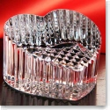 Waterford Crystal, Giftology Heart Crystal Paperweight