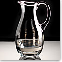 Waterford Elegance Pitcher with Platinum Band