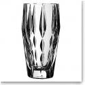 "Vera Wang Wedgwood, Vera Peplum 10 3/4"" Crystal Vase"