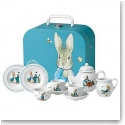 Wedgwood China Peter Rabbit Children's Tea Set