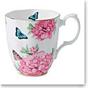Royal Albert Friendship Vintage Mug 13.5 Oz White
