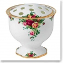 Royal Albert China Old Country Roses Rose Bowl Arrangement Vase