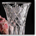 "Waterford Crystal, Cassidy 10"" Crystal Vase"