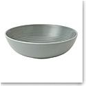"Royal Doulton Gordon Ramsay Maze Dark Grey Cereal Bowl 7"" 24 Oz"