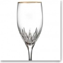 Vera Wang Wedgwood, Duchesse Gold Crystal Iced Beverage, Single