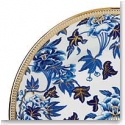 "Wedgwood China Hibiscus 8"" Salad Plate, Single"