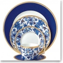 Wedgwood China Hibiscus Fine Bone, 5 Piece Place Setting