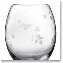 Wedgwood Wild Strawberry Al Fresco Glass Vase
