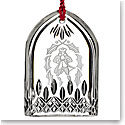 Waterford Crystal, 12 Days of Christmas Lismore Ten Lords Ornament