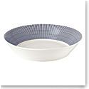 """Royal Doulton Pacific Dots Pasta Bowl 8.6"""""""