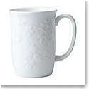 Wedgwood Wild Strawberry White Mug
