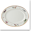 Wedgwood Mythical Creatures Oval Platter 14""