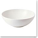 """Royal Doulton Gordon Ramsay Maze White Serving Bowl 10"""""""