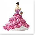 Royal Doulton China Pretty Ladies, Emily