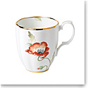 Royal Albert 100 Years 1970 Mug 14.1 Oz Poppy