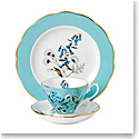 """Royal Albert 100 Years 1950 Teacup, Saucer and 8"""" Plate Set Festival"""