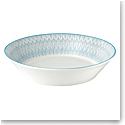 "Royal Doulton Pastels Pasta Bowl 9"" Blue"