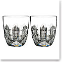 Waterford Crystal, Dungarvan Crystal DOF Tumbler, Pair